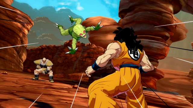 Dragon Ball FighterZ screenshot 64