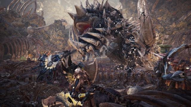 Monster Hunter: World screenshot 11