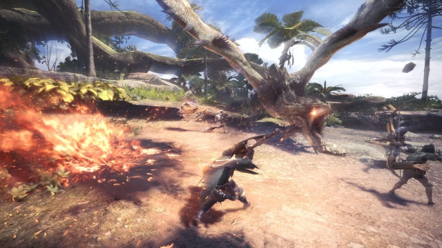 Monster Hunter: World review screenshot