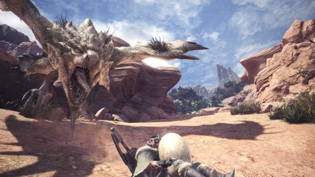 Monster Hunter: World screenshot 17
