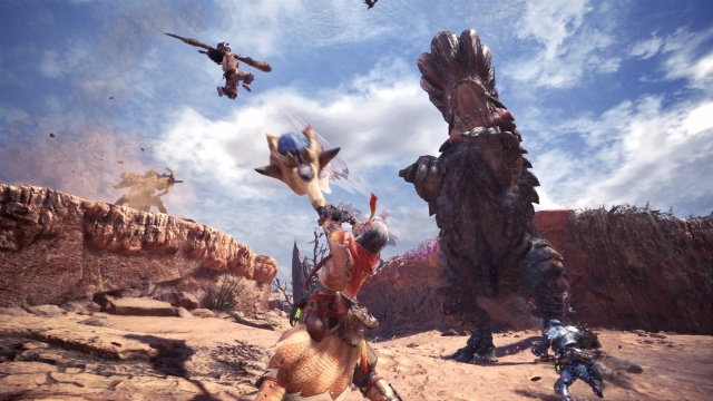 Monster Hunter: World screenshot 20
