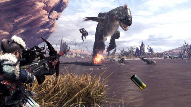 Monster Hunter: World screenshot 22