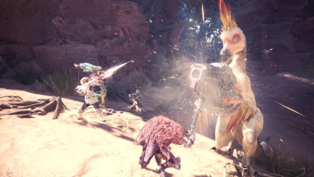 Monster Hunter: World screenshot 23