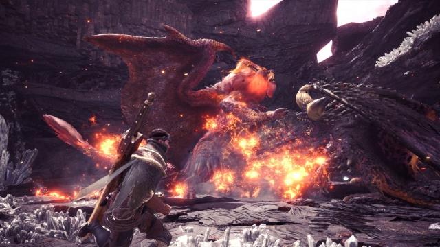Monster Hunter: World screenshot 32