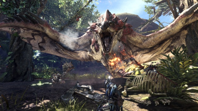 Monster Hunter: World screenshot 49