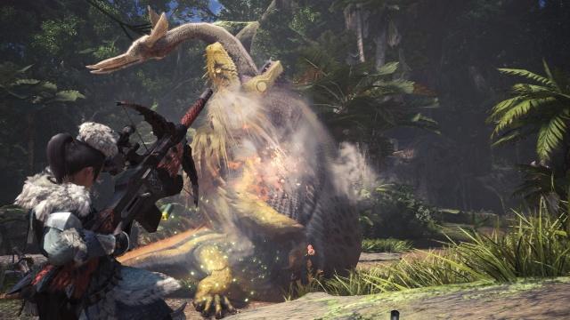 Monster Hunter: World screenshot 51