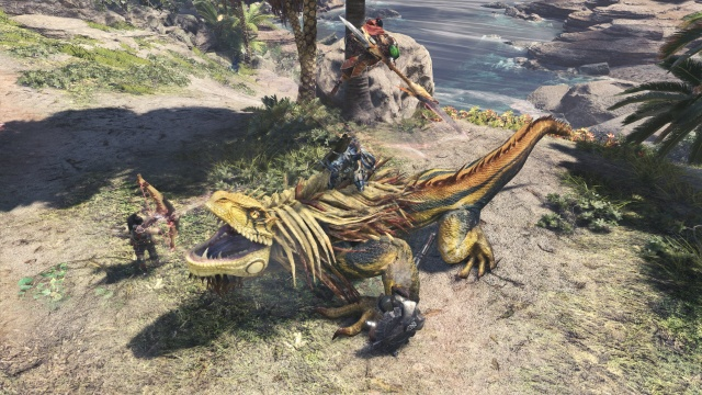Monster Hunter: World screenshot 59