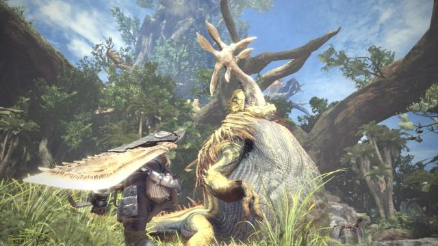Monster Hunter: World screenshot 70