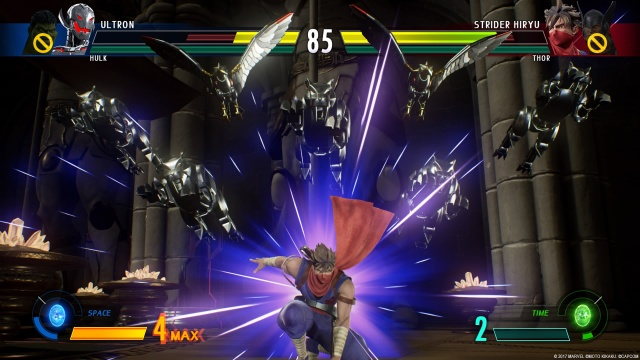 Marvel vs. Capcom: Infinite screenshot 11