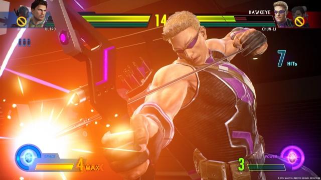 Marvel vs. Capcom: Infinite screenshot 12