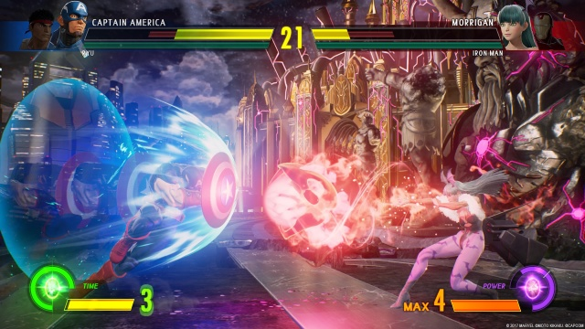 Marvel vs. Capcom: Infinite screenshot 13