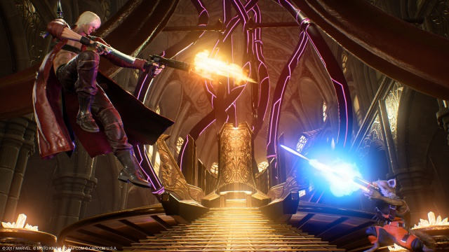 Marvel vs. Capcom: Infinite screenshot 16