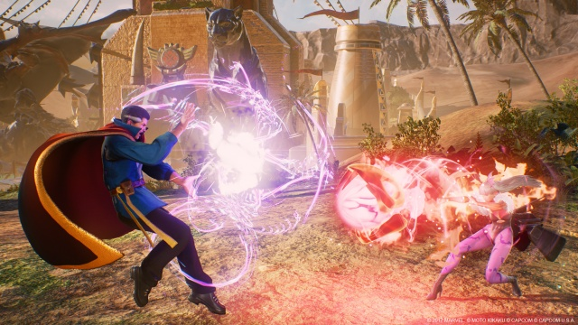 Marvel vs. Capcom: Infinite screenshot 18