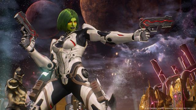 Marvel vs. Capcom: Infinite screenshot 19