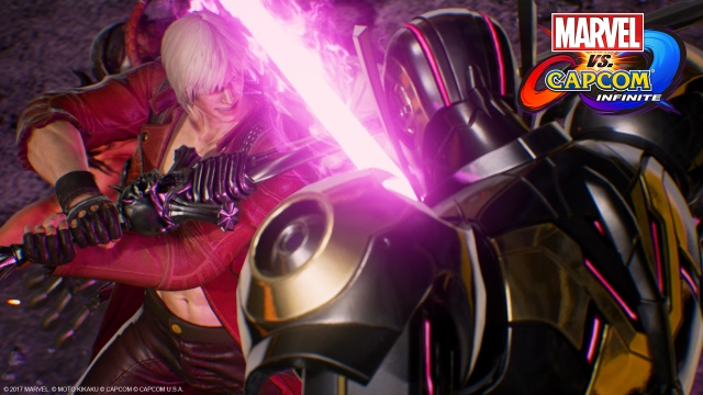 Marvel vs. Capcom: Infinite screenshot 21