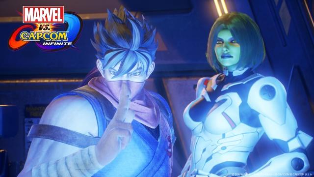 Marvel vs. Capcom: Infinite screenshot 23