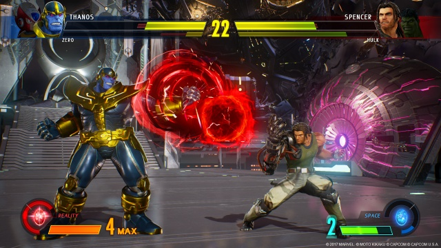 Marvel vs. Capcom: Infinite screenshot 25