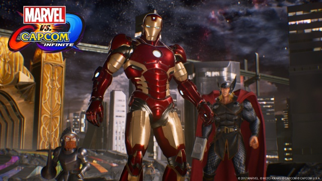Marvel vs. Capcom: Infinite screenshot 28
