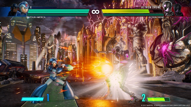 Marvel vs. Capcom: Infinite screenshot 30