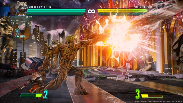 Marvel vs. Capcom: Infinite screenshot 31