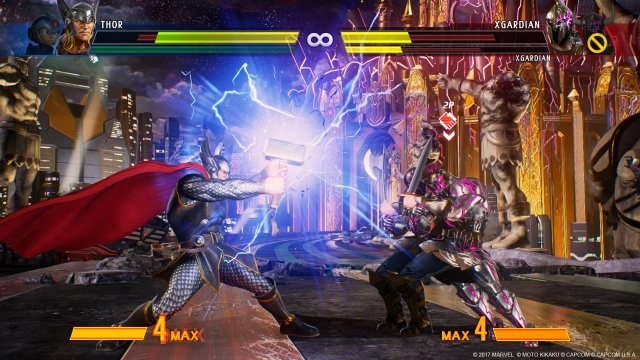 Marvel vs. Capcom: Infinite screenshot 33
