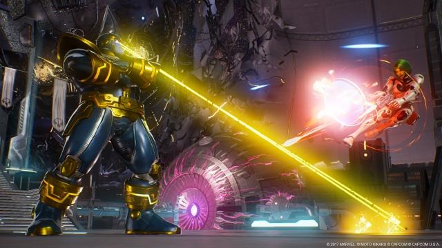 Marvel vs. Capcom: Infinite screenshot 35