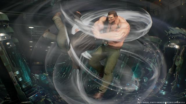 Marvel vs. Capcom: Infinite screenshot 40