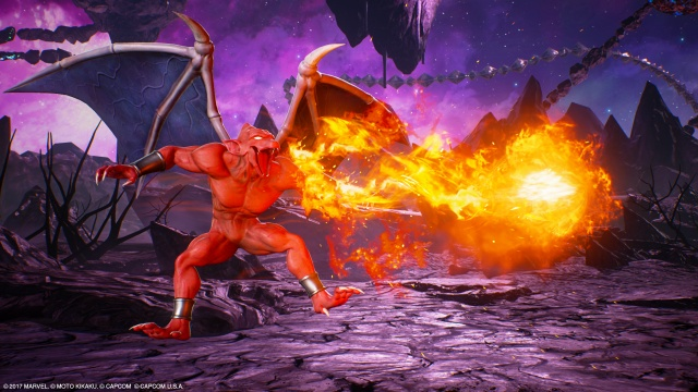 Marvel vs. Capcom: Infinite screenshot 52