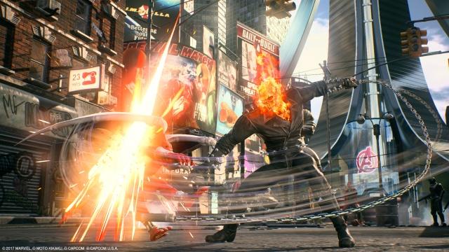 Marvel vs. Capcom: Infinite screenshot 53