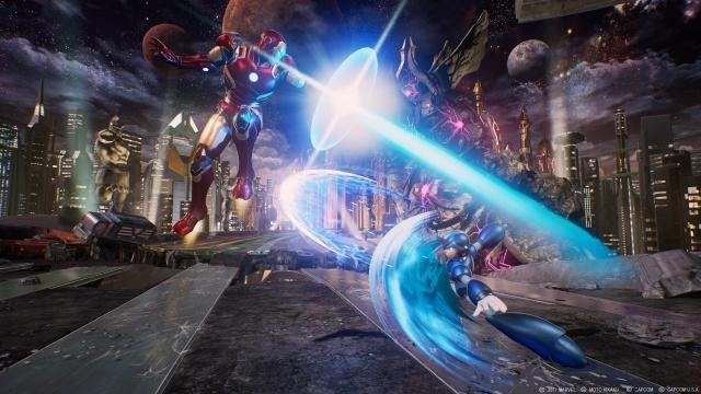 Marvel vs. Capcom: Infinite screenshot 86