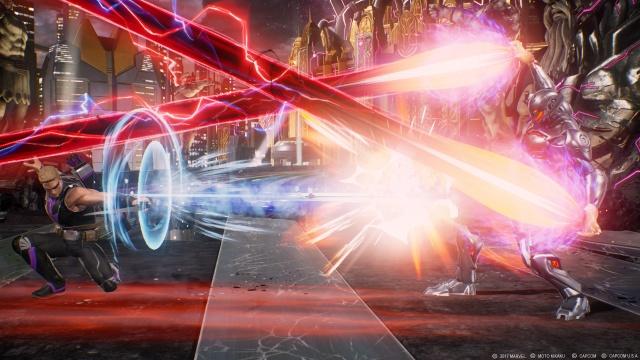 Marvel vs. Capcom: Infinite screenshot 92