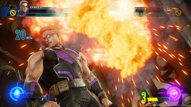 Marvel vs. Capcom: Infinite screenshot 96