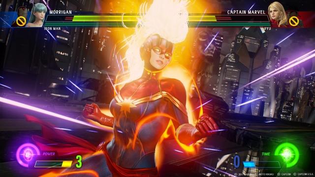 Marvel vs. Capcom: Infinite screenshot 98