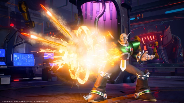 Marvel vs. Capcom: Infinite screenshot 100