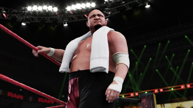 WWE 2K18 screenshot 4