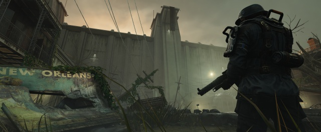 Wolfenstein II: The New Colossus screenshot 4