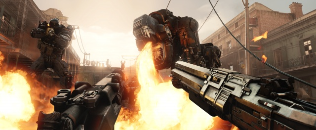 Wolfenstein II: The New Colossus screenshot 5
