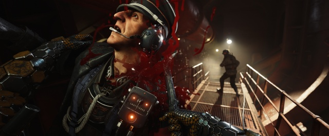 Wolfenstein II: The New Colossus screenshot 7