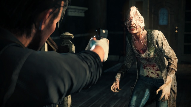 Evil Within 2 screenshot