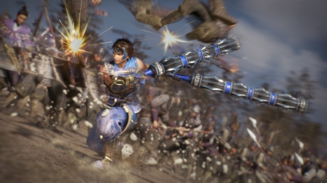 Dynasty Warriors 9 screenshot 9