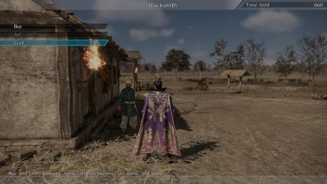 Dynasty Warriors 9 screenshot 23
