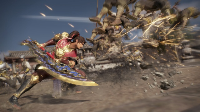 Dynasty Warriors 9 screenshot 27