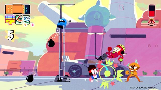 OK K.O.! Let's Play Heroes screenshot 1