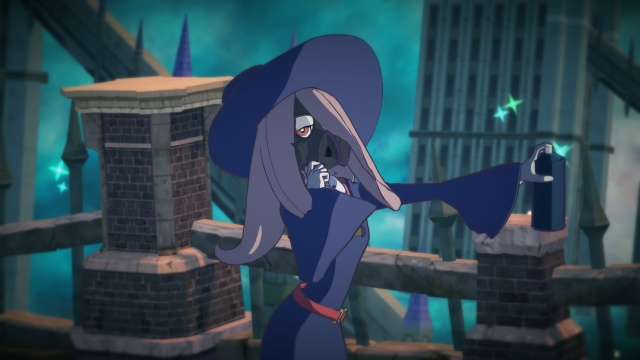 Little Witch Academia: Chamber of Time screenshot 12