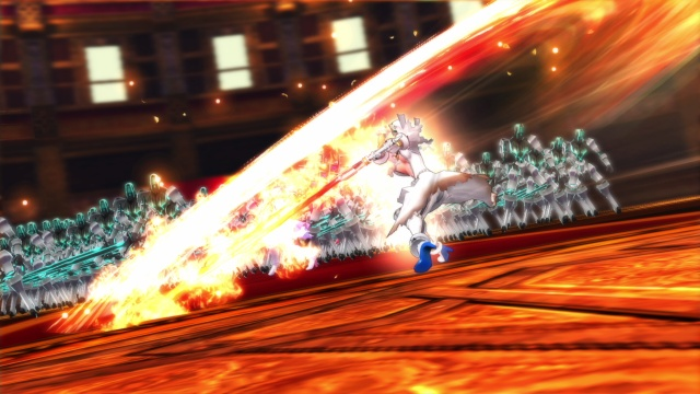 Fate-EXTELLA screenshot 1