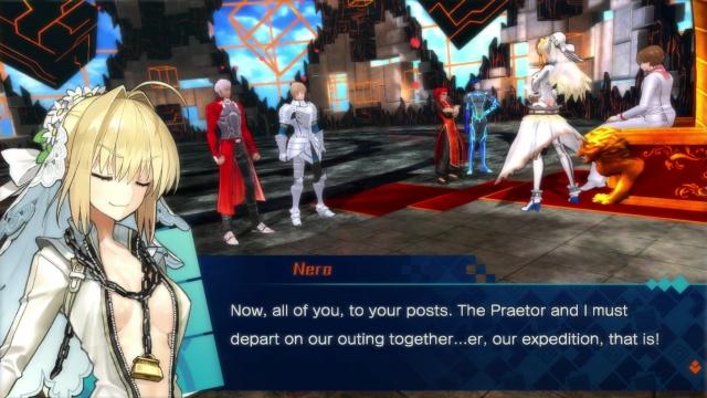 Fate-EXTELLA screenshot 11