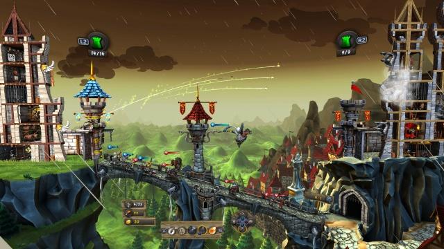 CastleStorm VR screenshot 8