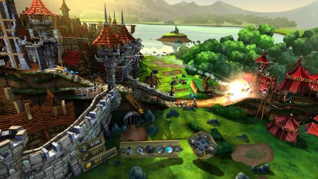 CastleStorm VR screenshot 9