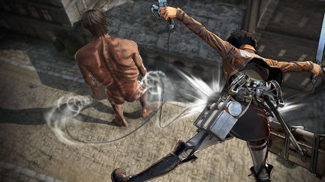 Attack on Titan 2 screenshot 1