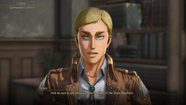 Attack on Titan 2 screenshot 3